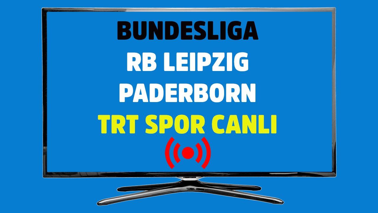 CANLI Leipzig - Paderborn