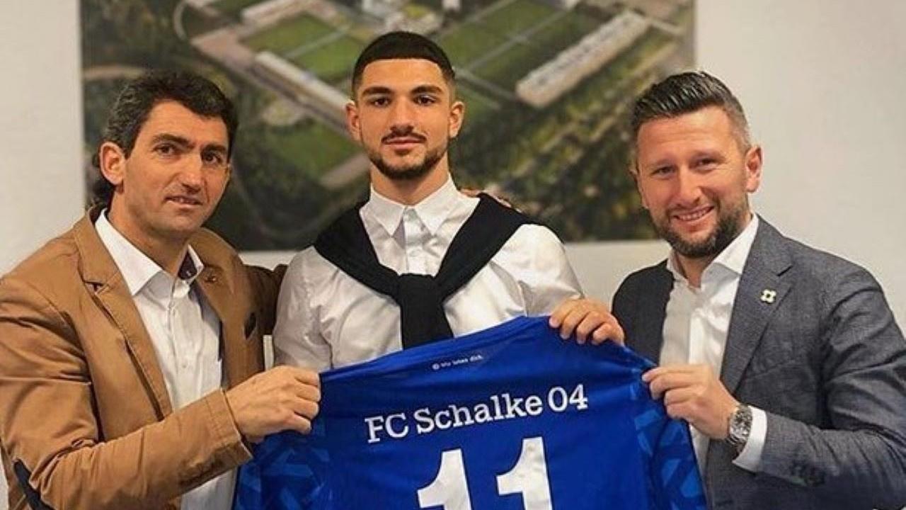 Hakan Çalhanoğlu'nun kuzeni Schalke'de