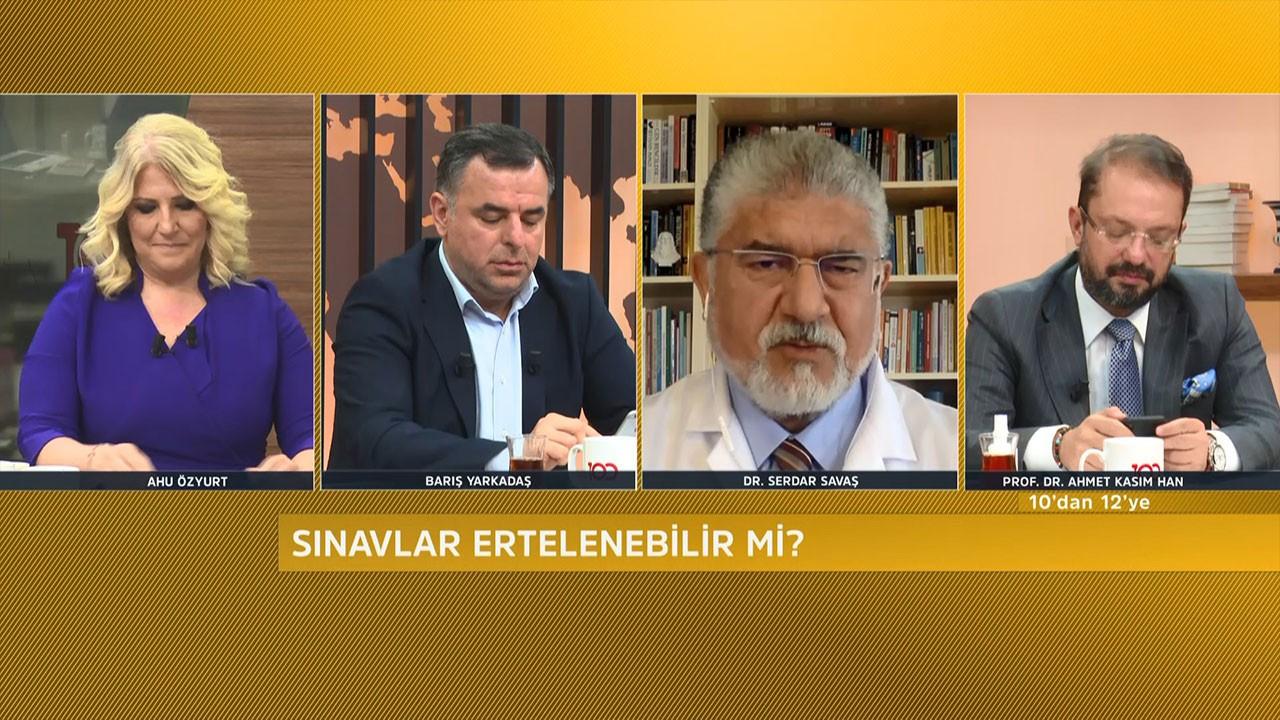Dr. Serdar Savaş: Sınav vaka sayısını arttırabilir