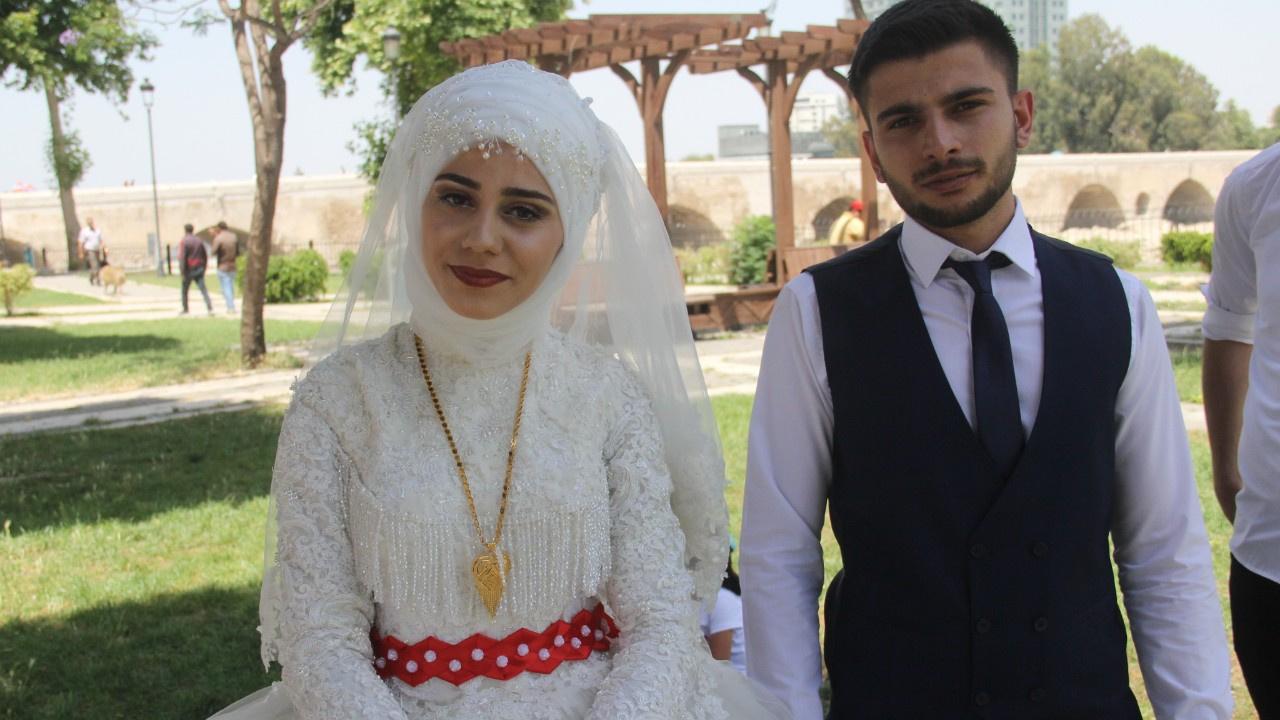 Düğün günü soyulan gelin damat şok geçirdi