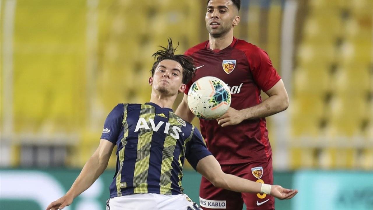 Fenerbahçe, Trabzonspor'dan haber bekliyor