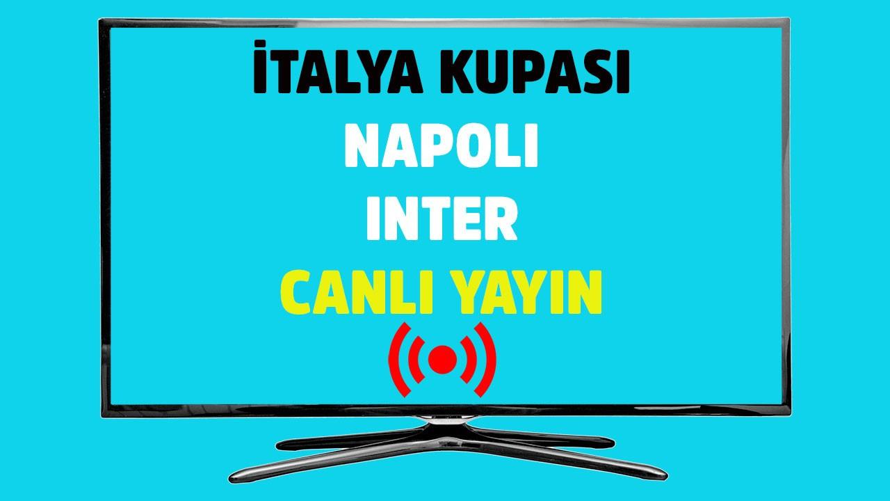 Napoli - Inter CANLI