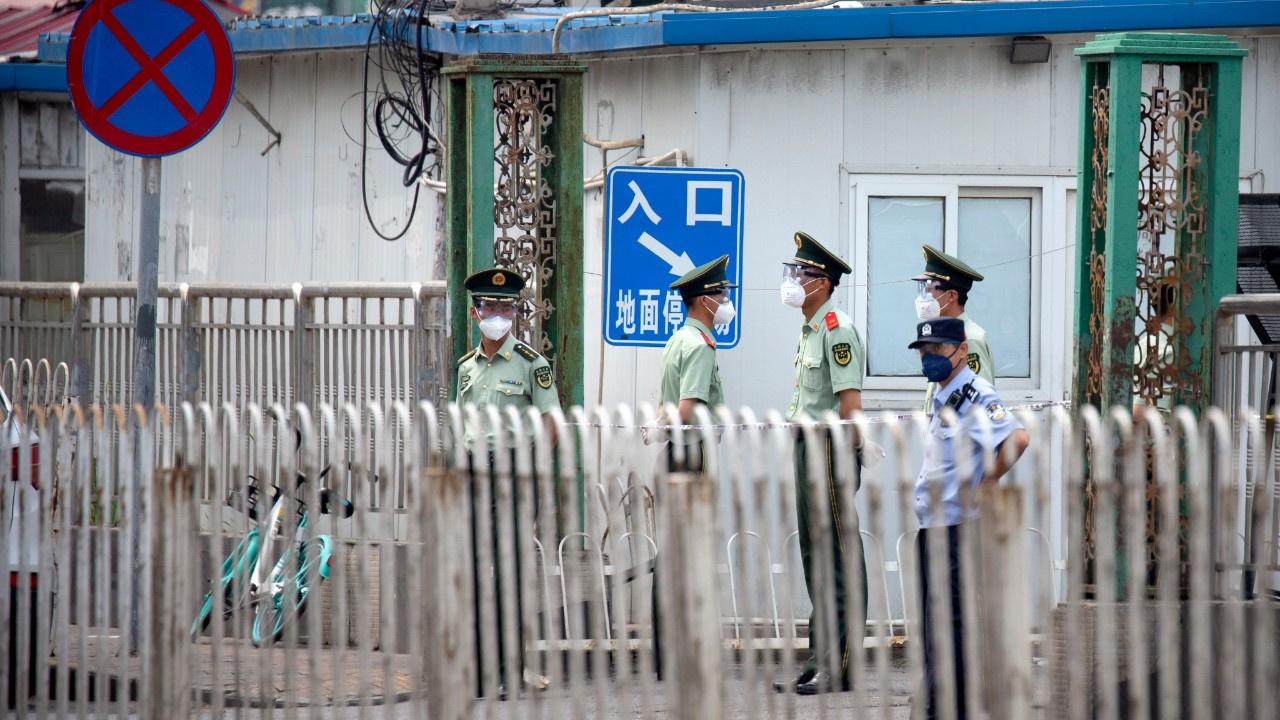 Çin'de yine pazar yine korona virüsü