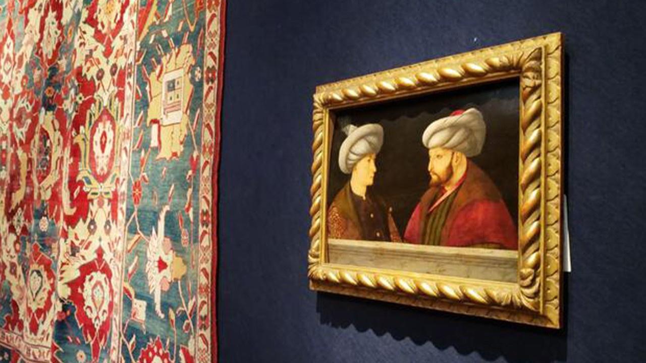 Fatih Sultan Mehmet'in ünlü tablosu satışa çıkıyor
