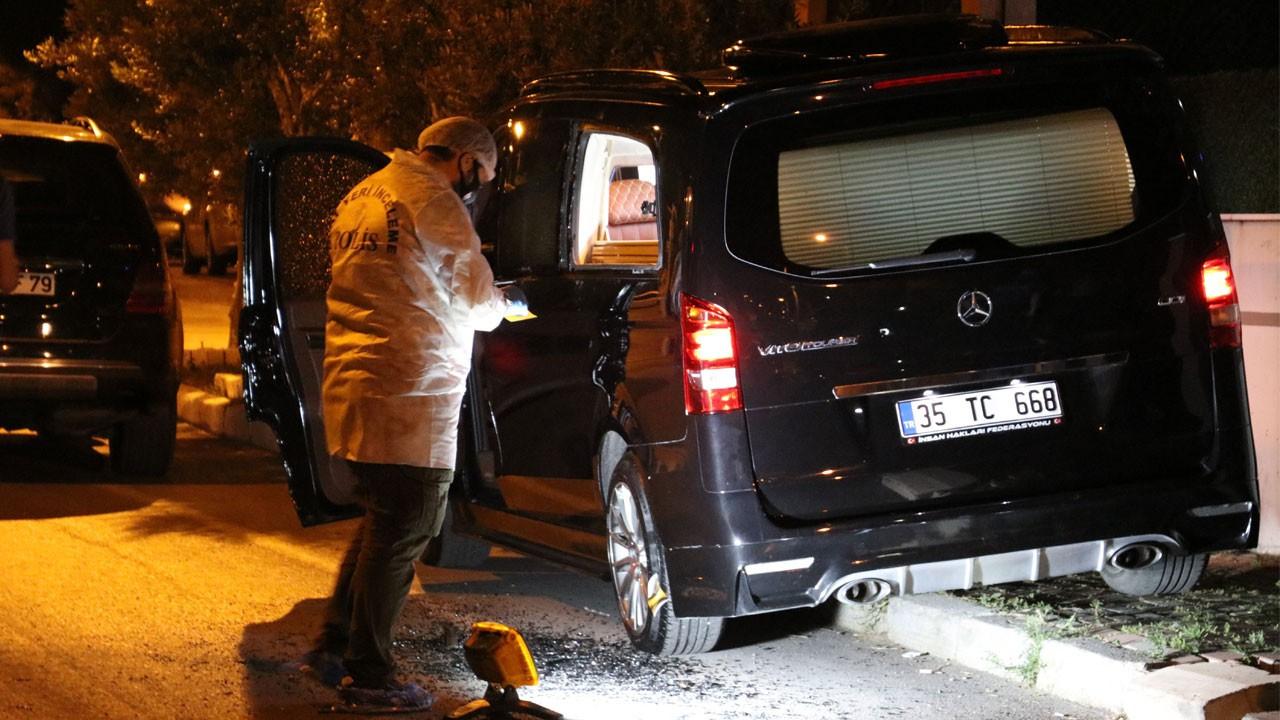 İHF Başkanı Eligül'ün aracına silahlı saldırı!