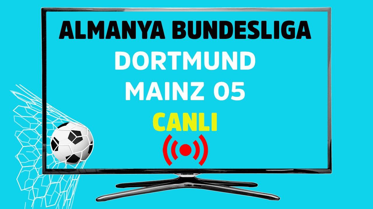 Mainz Dortmund 2021