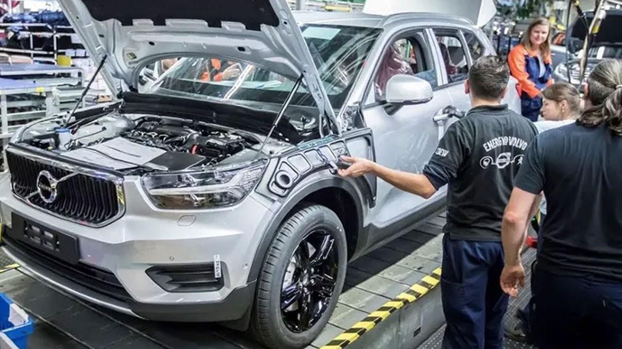 Otomotivde üretim yüzde 11 azaldı