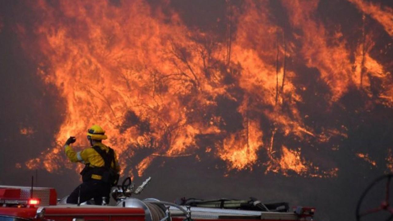 Yangın 11'inci gününde! Gittikçe yayılıyor!