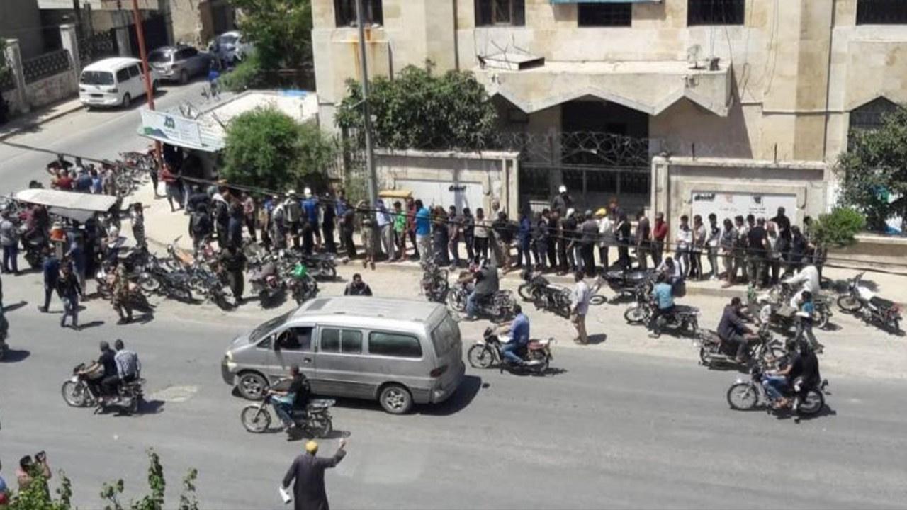 Suriyeliler TL'ye koştu!
