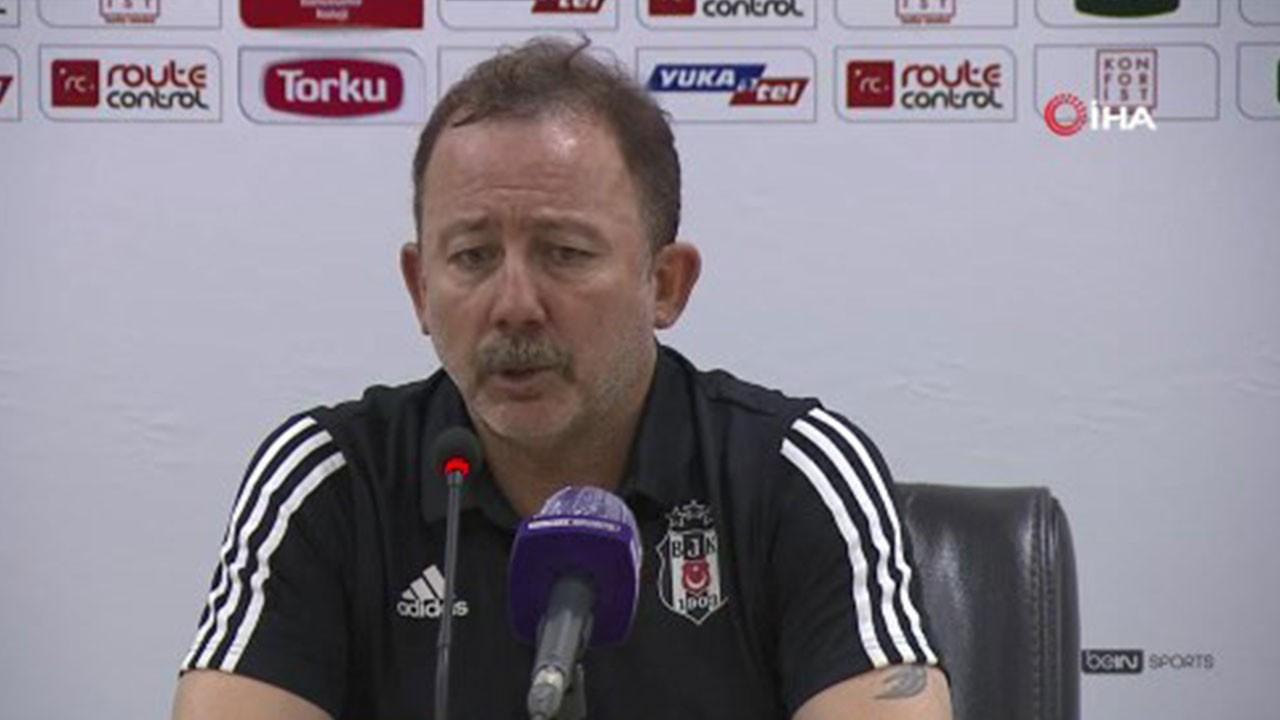 """""""Beşiktaş şampiyonluğa oynayan bir kadro kuracak"""""""