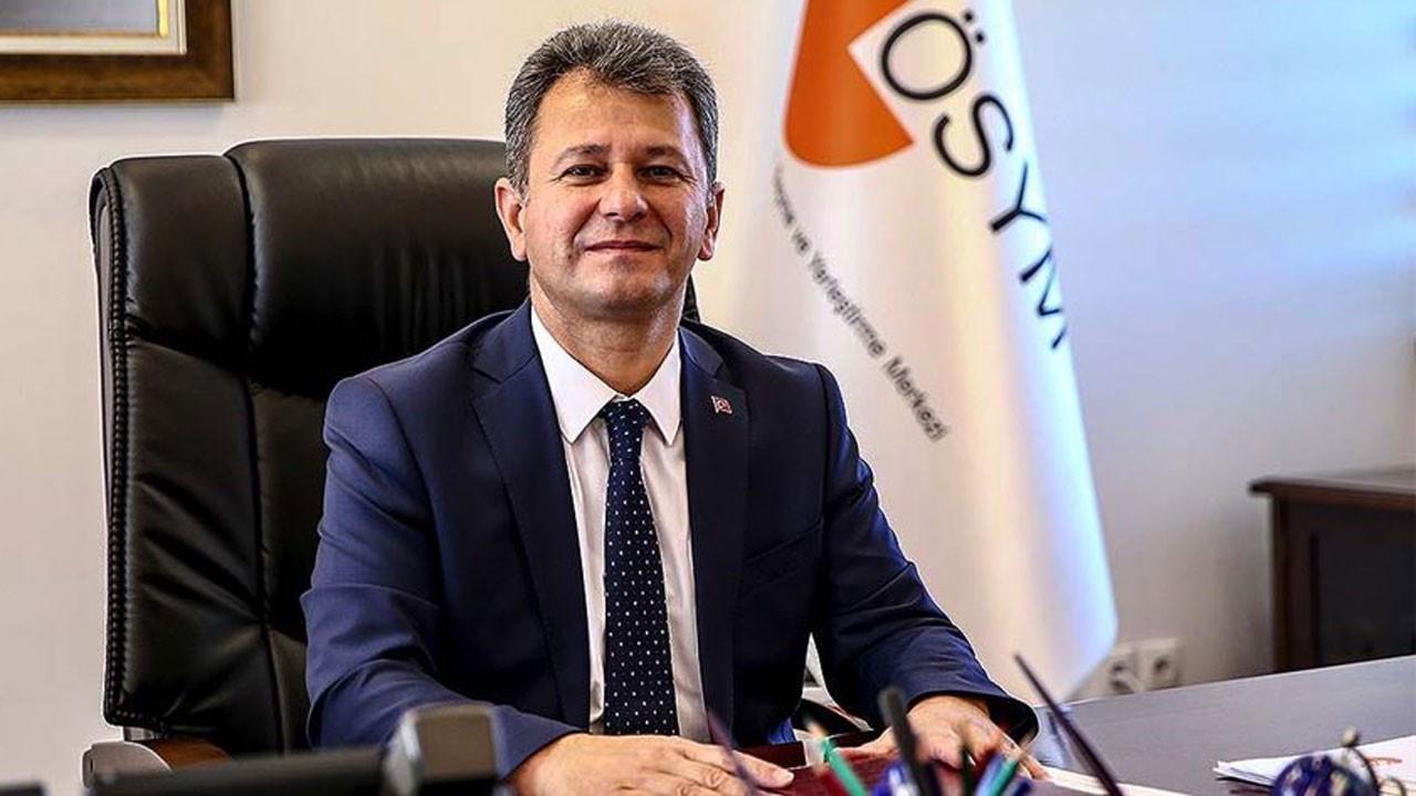ÖSYM Başkanı Aygün duyurdu!.. Sınavdan önce...
