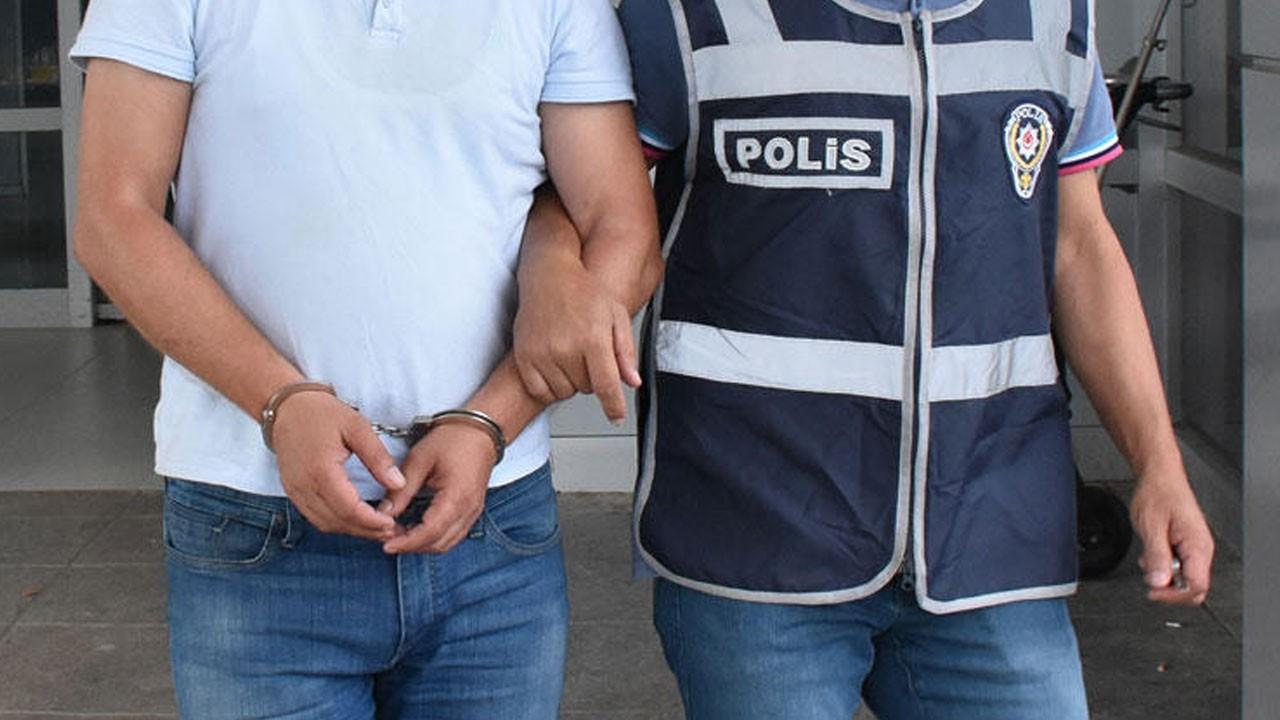 Suç makinesi Balıkesir'de yakalandı!