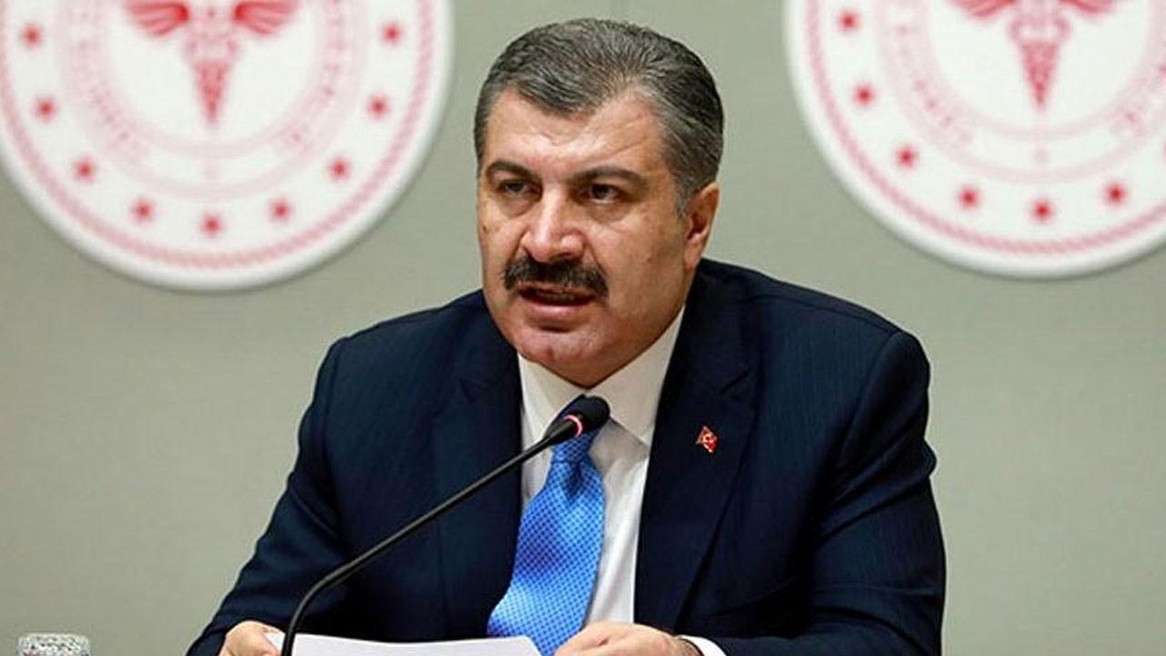 Sağlık Bakanı Koca'dan 'sınavlı' paylaşım