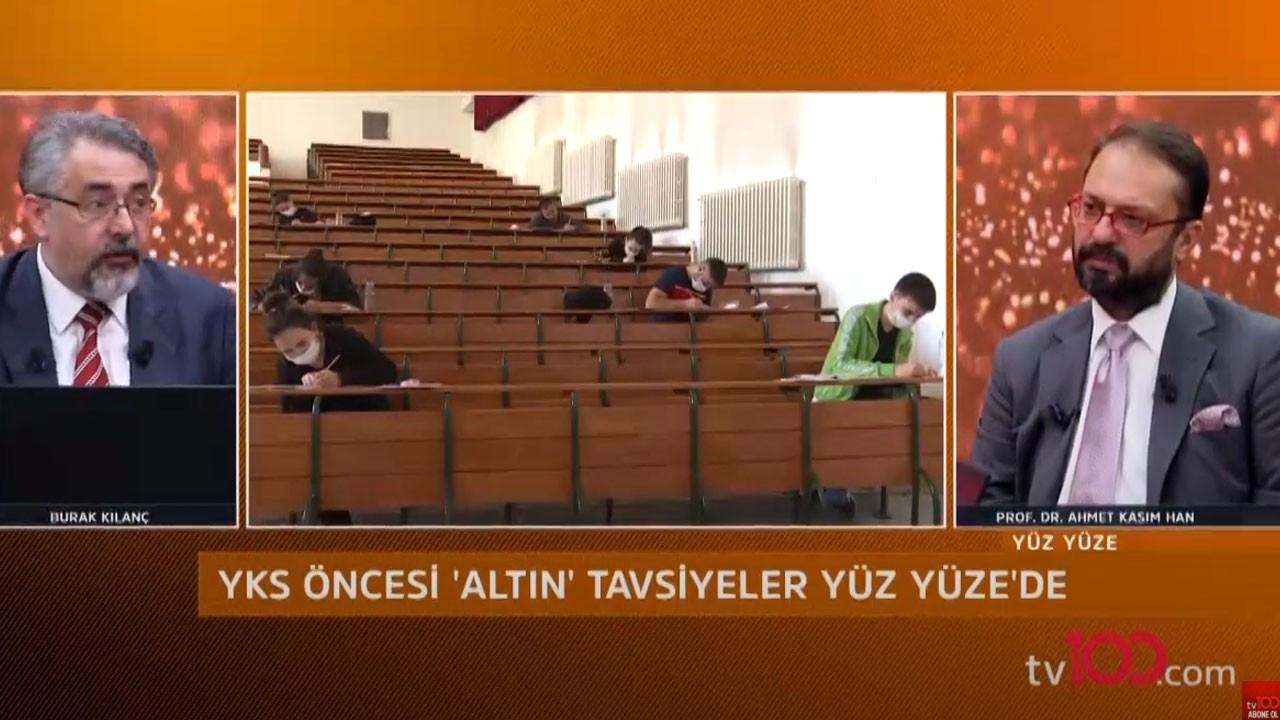Ahmet Kasım Han ile Yüz Yüze - 25 Haziran 2020