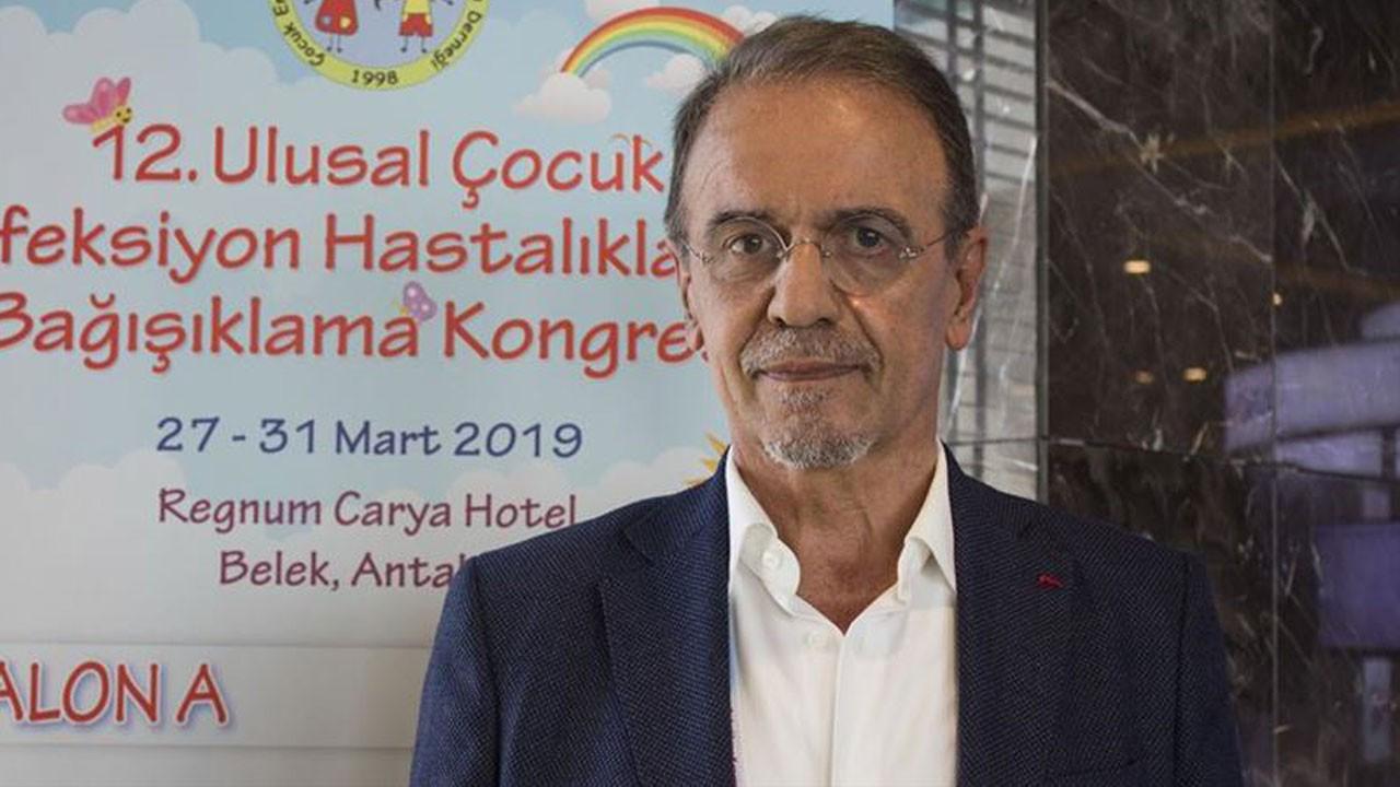 Prof. Dr. Mehmet Ceyhan'dan şaşırtan açıklama!