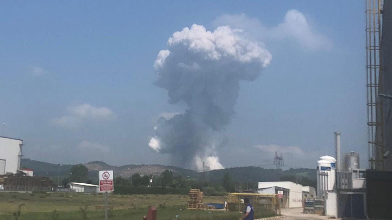 Sakarya'daki patlamada flaş gelişme!