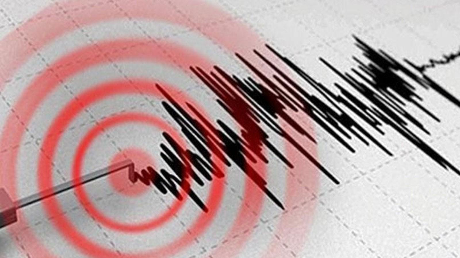 Ege'de 4.2 büyüklüğünde deprem