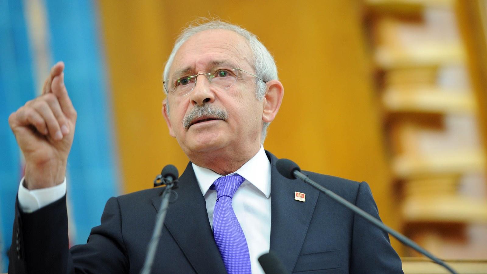 Kılıçdaroğlu'ndan kritik açıklamalar