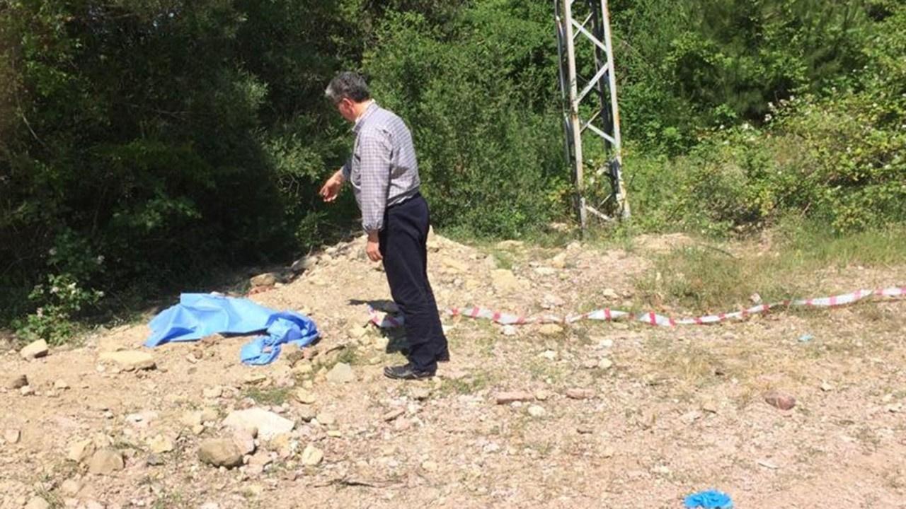Afganistan uyruklu genç ölü bulundu