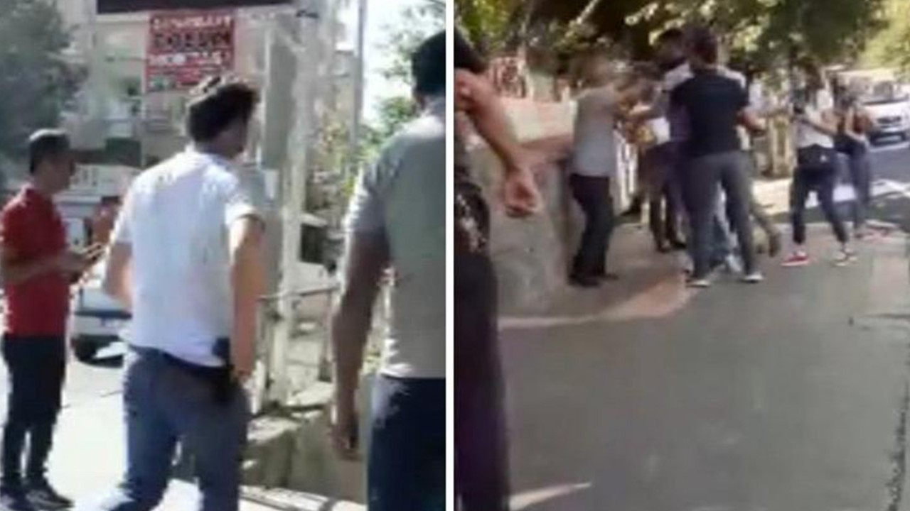 Diyarbakır'da minibüste öksürük kavgası!