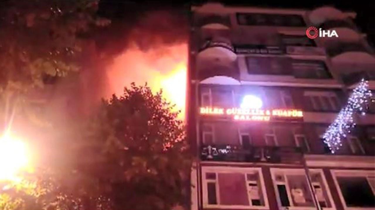 Bilecik'te yangın paniği