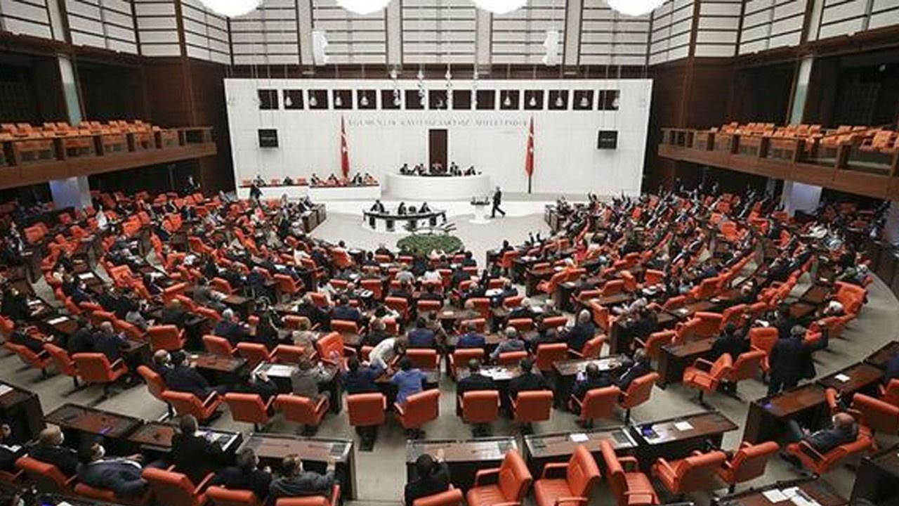 Ekonomiye ilişkin kanun teklifi meclise sunuldu