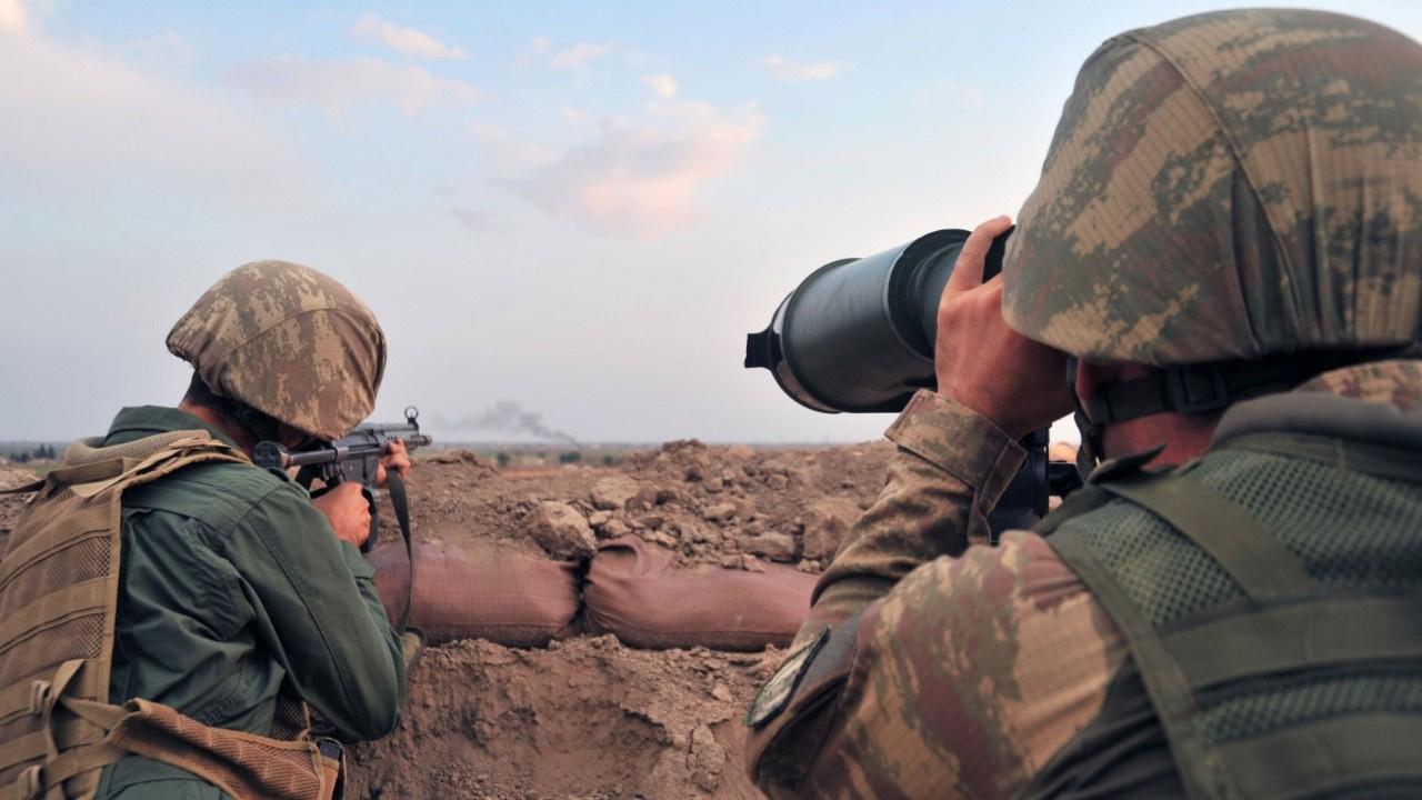 Fırat Kalkanı'nda 7 PKK'lı etkisiz hale getirildi