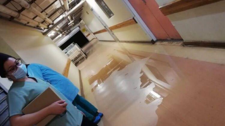 Burası bir koronavirüs hastanesi! Mide bulandırıcı - Sayfa 3
