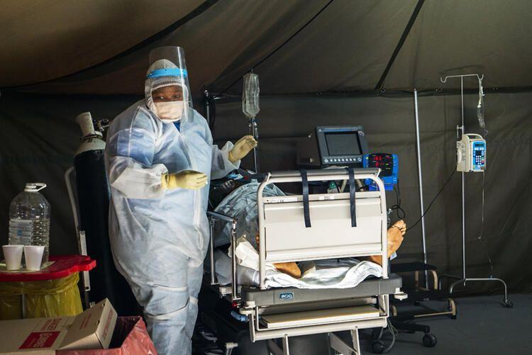 Burası bir koronavirüs hastanesi! Mide bulandırıcı - Sayfa 4