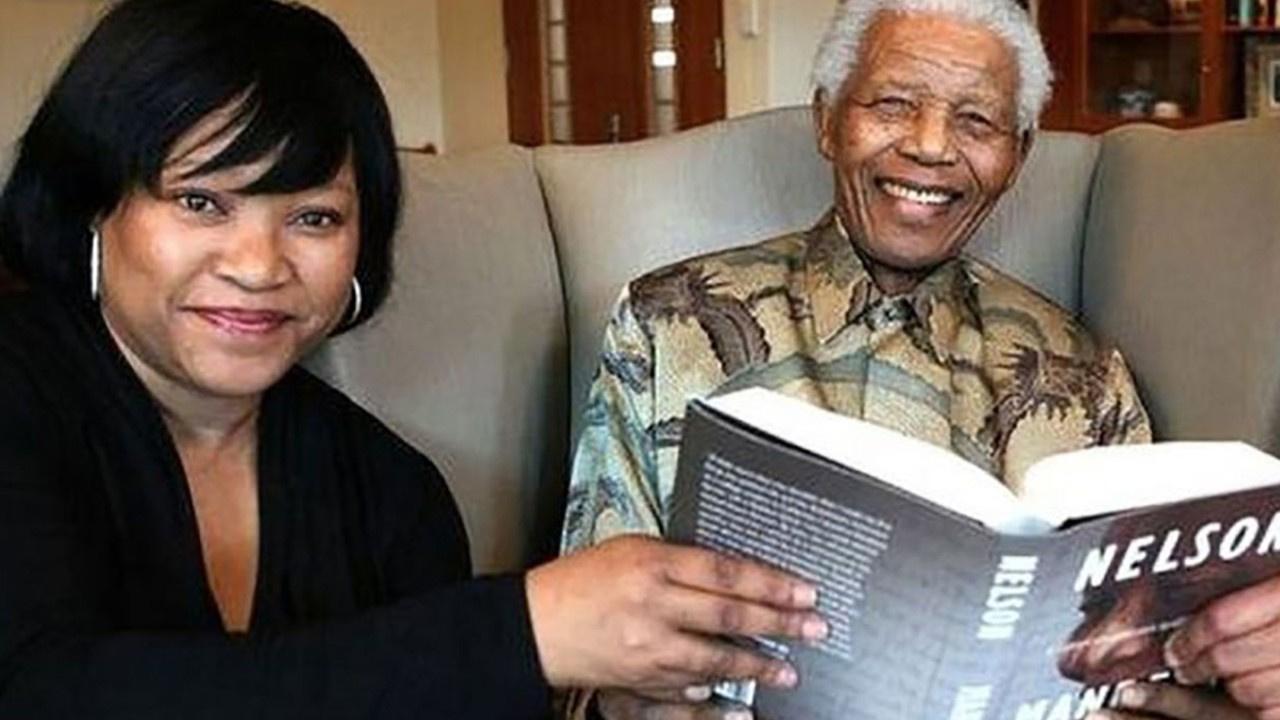 Mandela'nın kızı korona virüs nedeniyle öldü!