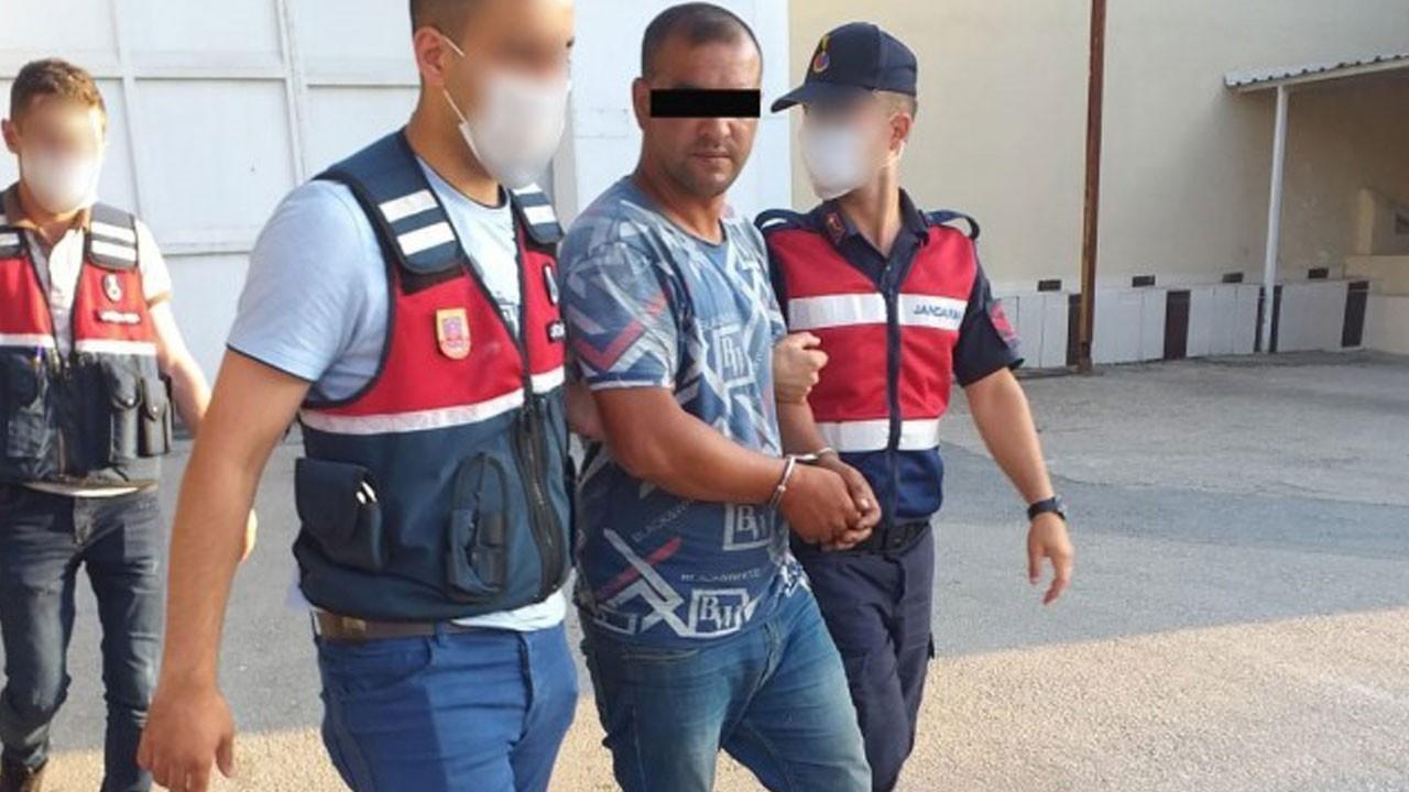 Bursa'da tacizci yakalandı!