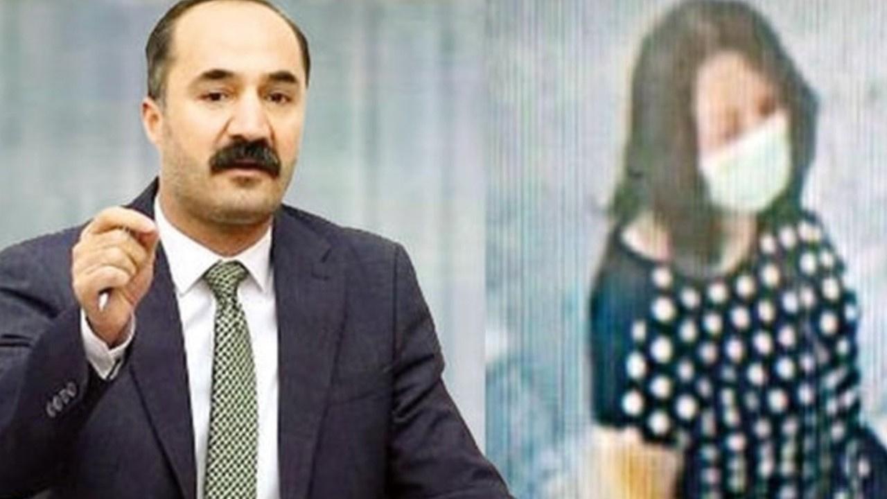 Eşine şiddet uygulayan HDP'li vekile ceza