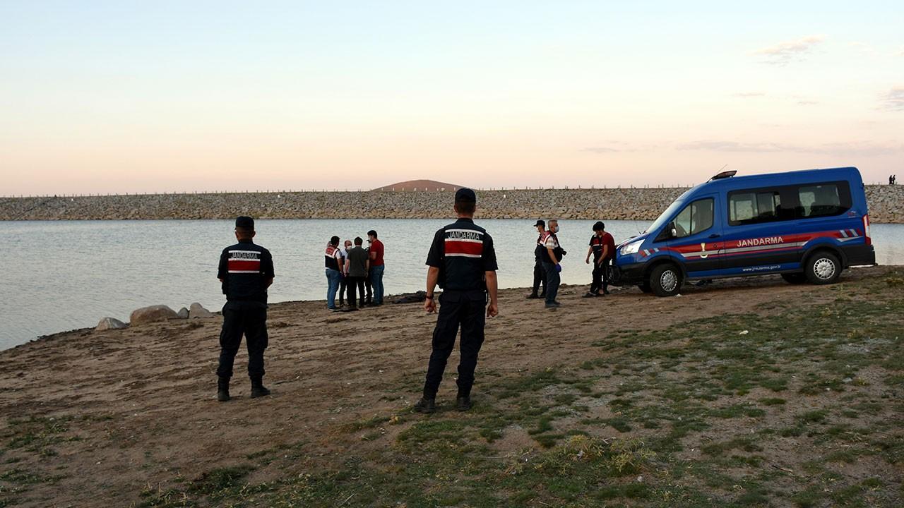 Aksaray'da gölete giren genç boğuldu