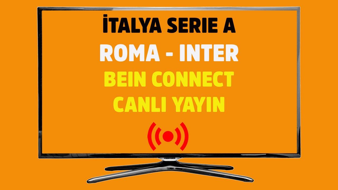 Roma - Inter CANLI