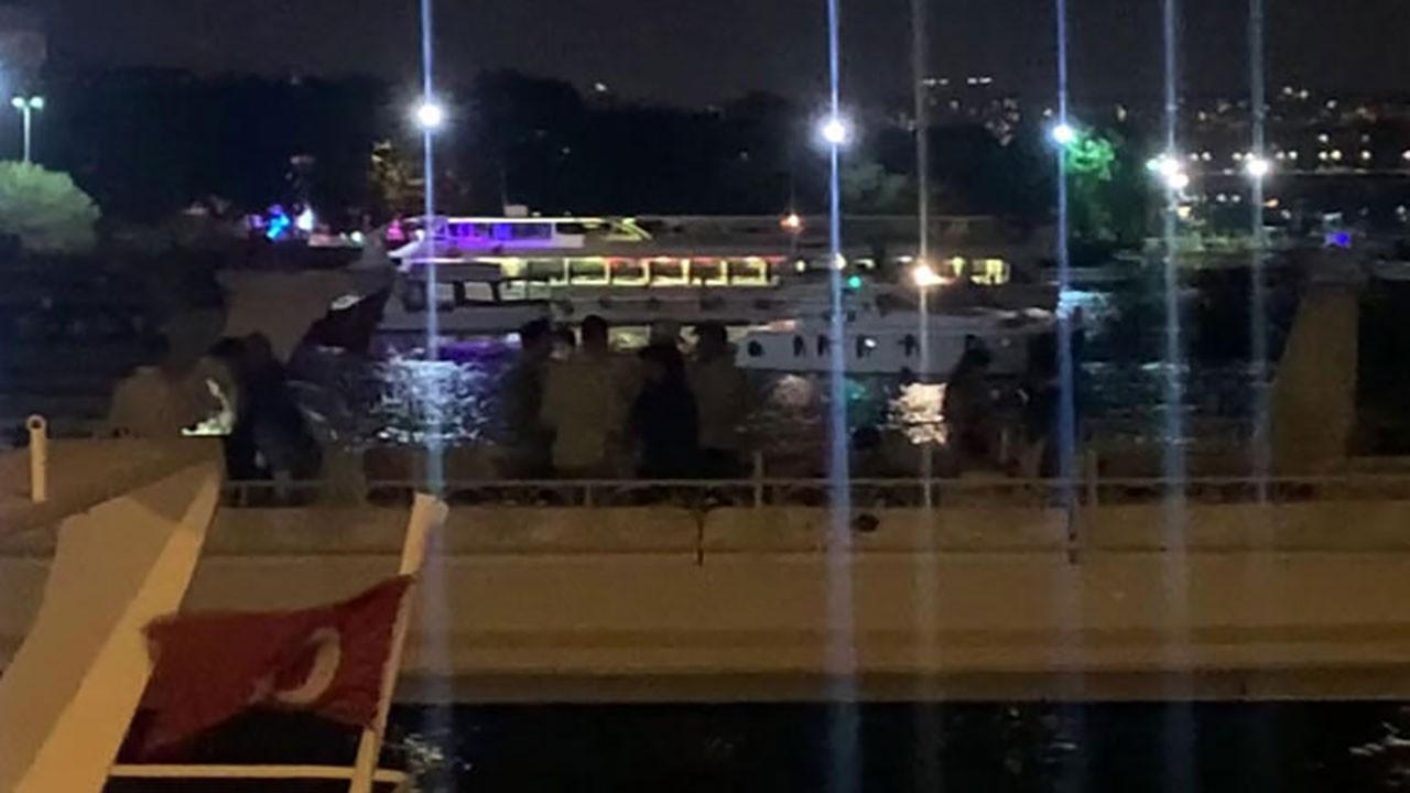 Akıllanmıyorlar! İstanbul'da yat partisi...