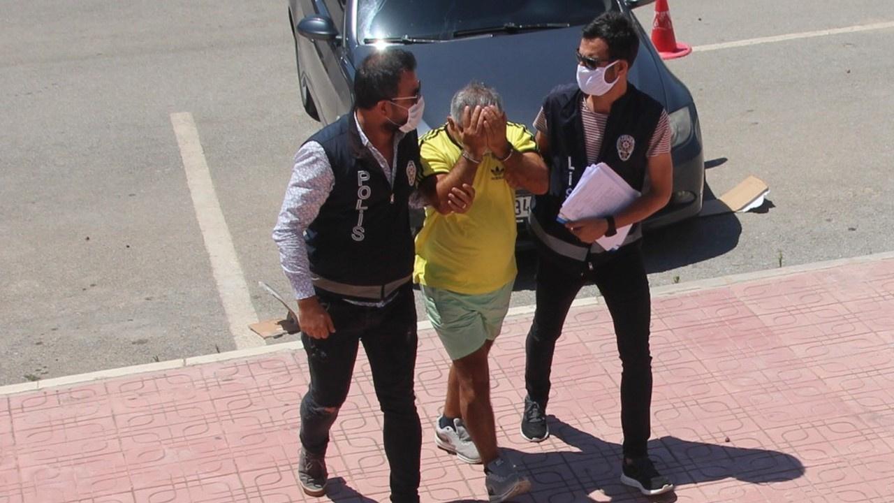 Bodrum'da saplantılı tacizci tutuklandı