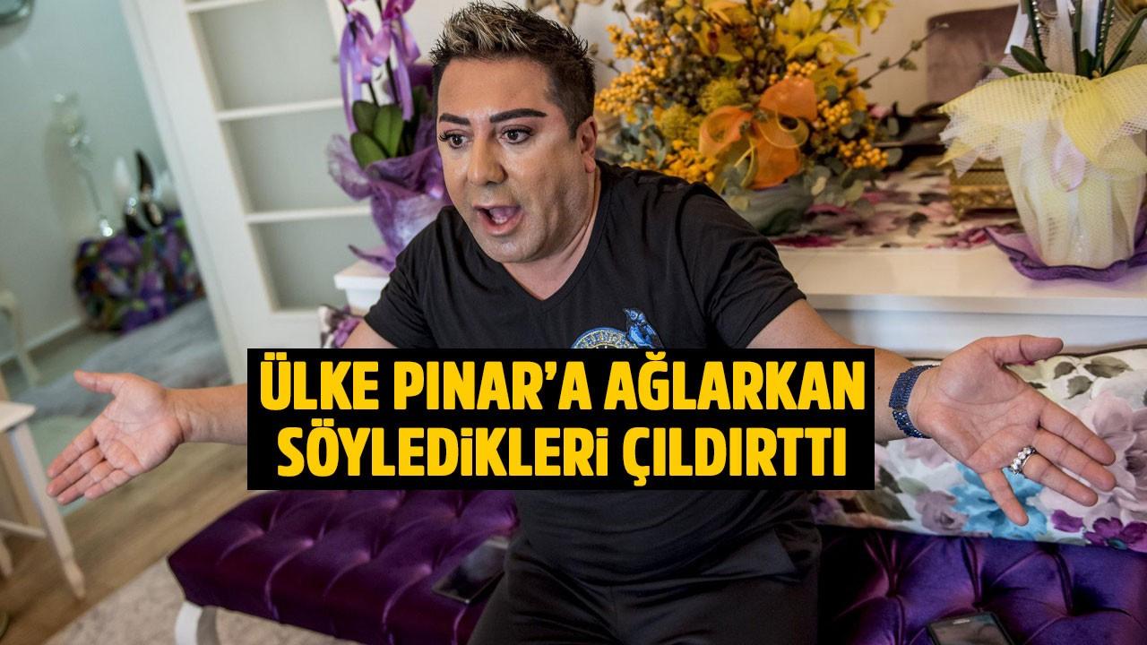 Murat Övüç'ten skandal sözler