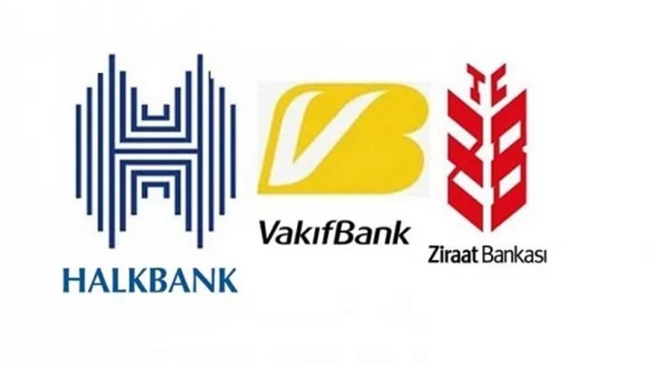 3 Kamu bankasından ortak açıklama!