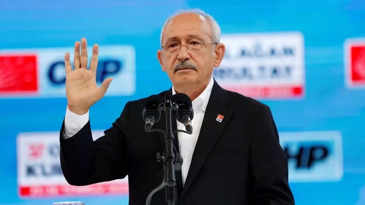 Kılıçdaroğlu, Mehmetçik Vakfına kurban bağışladı