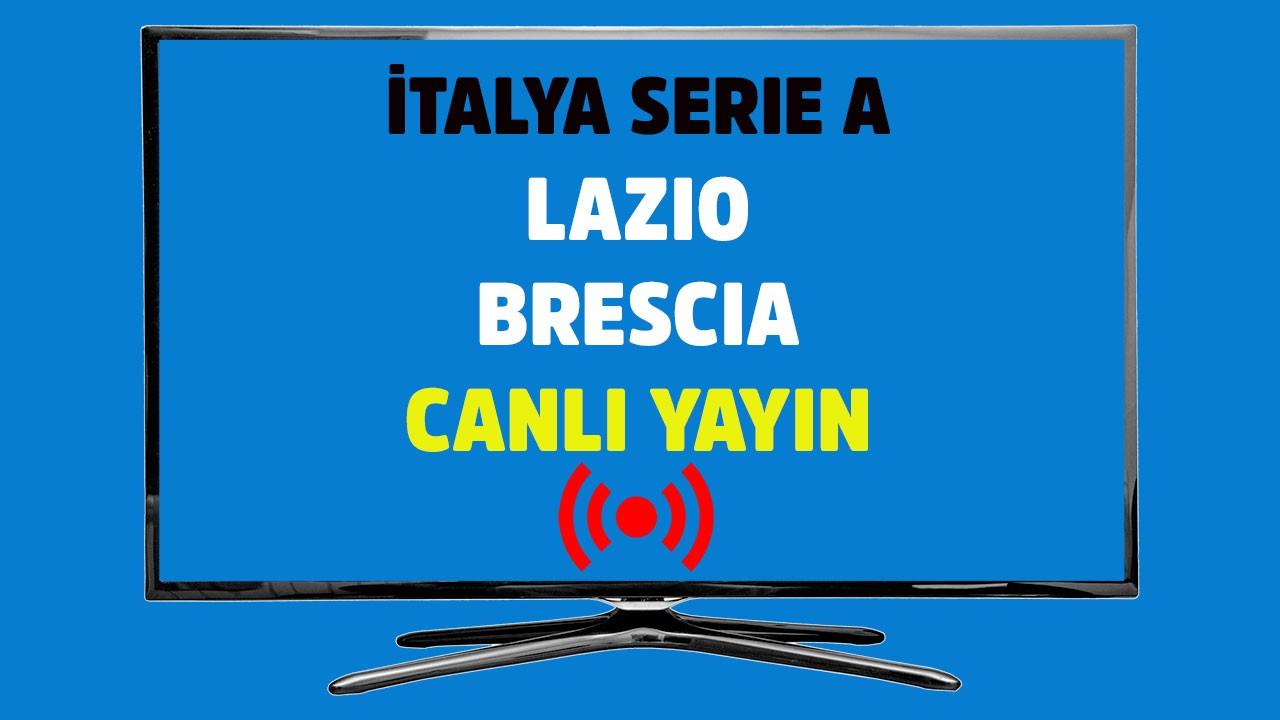 Lazio - Brescia CANLI