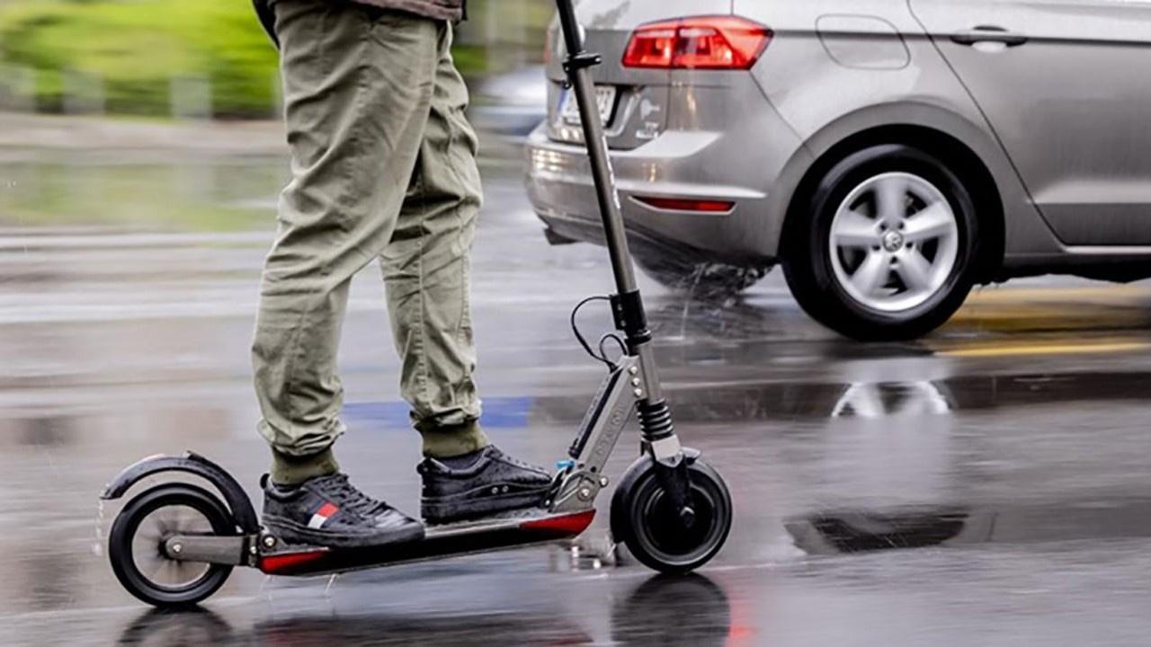 Elektrikli scooter kullananlar dikkat Ceza yağıyor