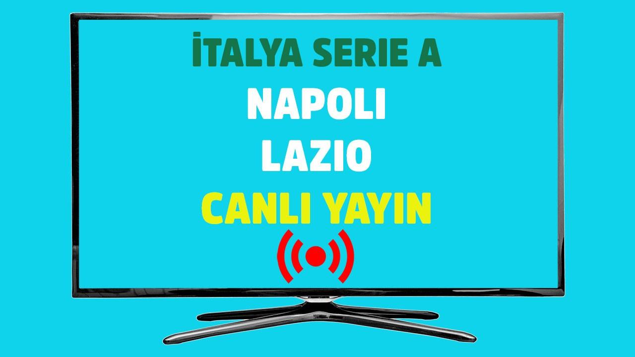 Napoli - Lazio CANLI