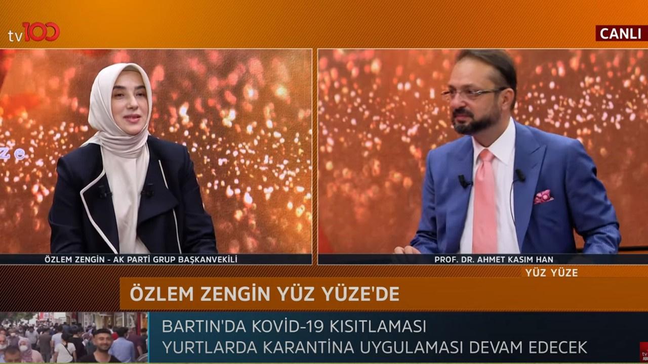 Ahmet Kasım Han ile Yüz Yüze | 30 Temmuz 2020
