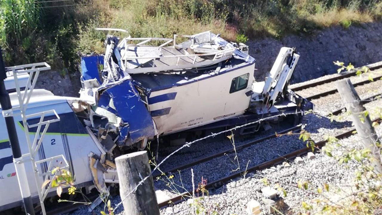 Hızlı tren kazası! 1 ölü, 50 yaralı