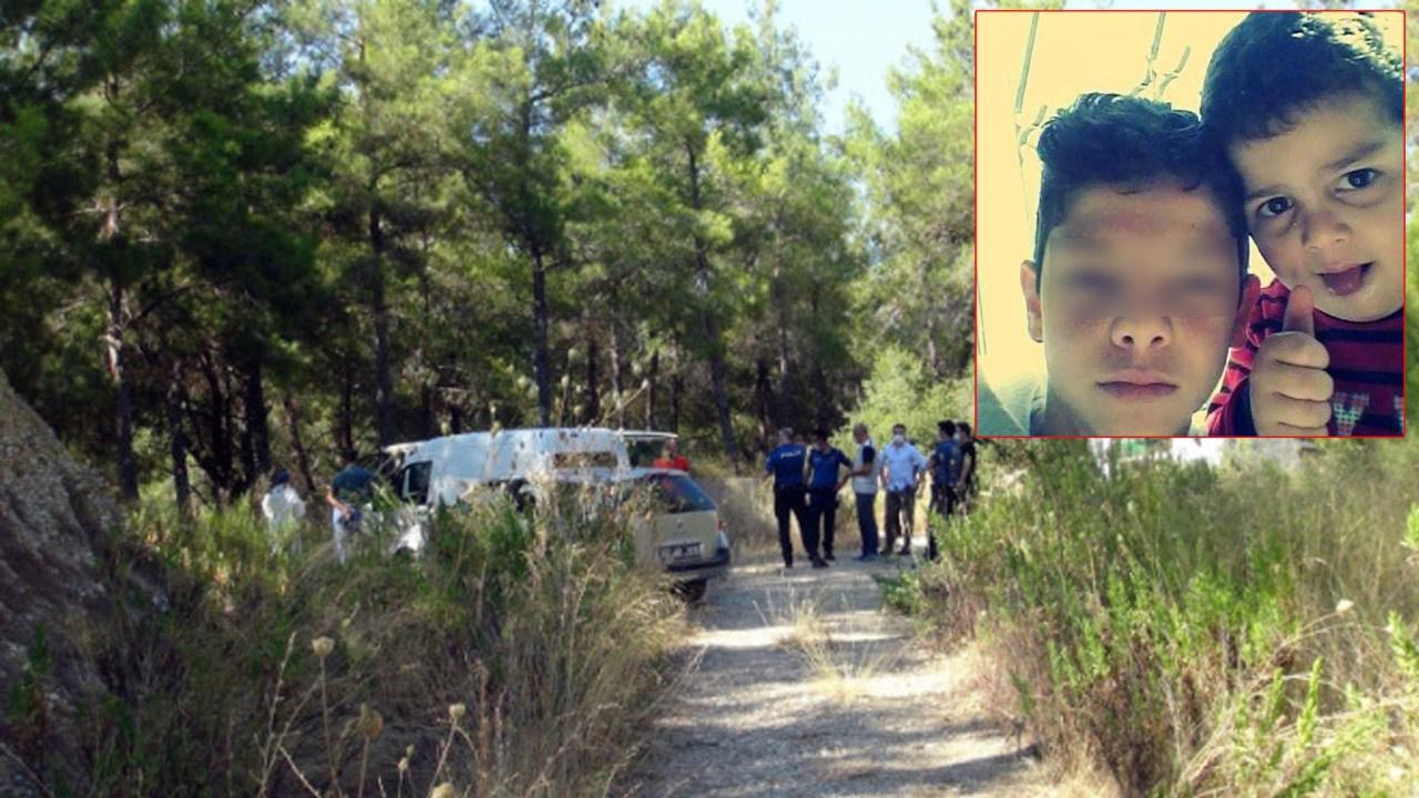 8 yaşındaki kardeşini bıçaklayarak öldürdü