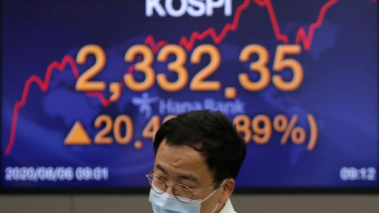 Asya borsalarında negatif seyir