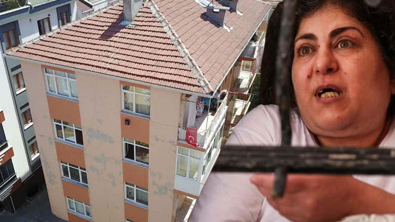 İstanbul'da dehşet apartmanı