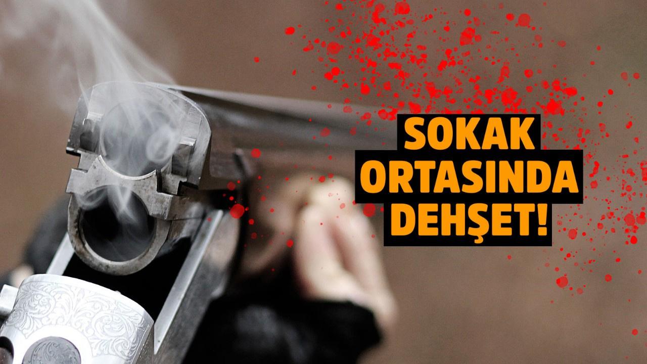 İzmir'de pompalı tüfekle saldırı