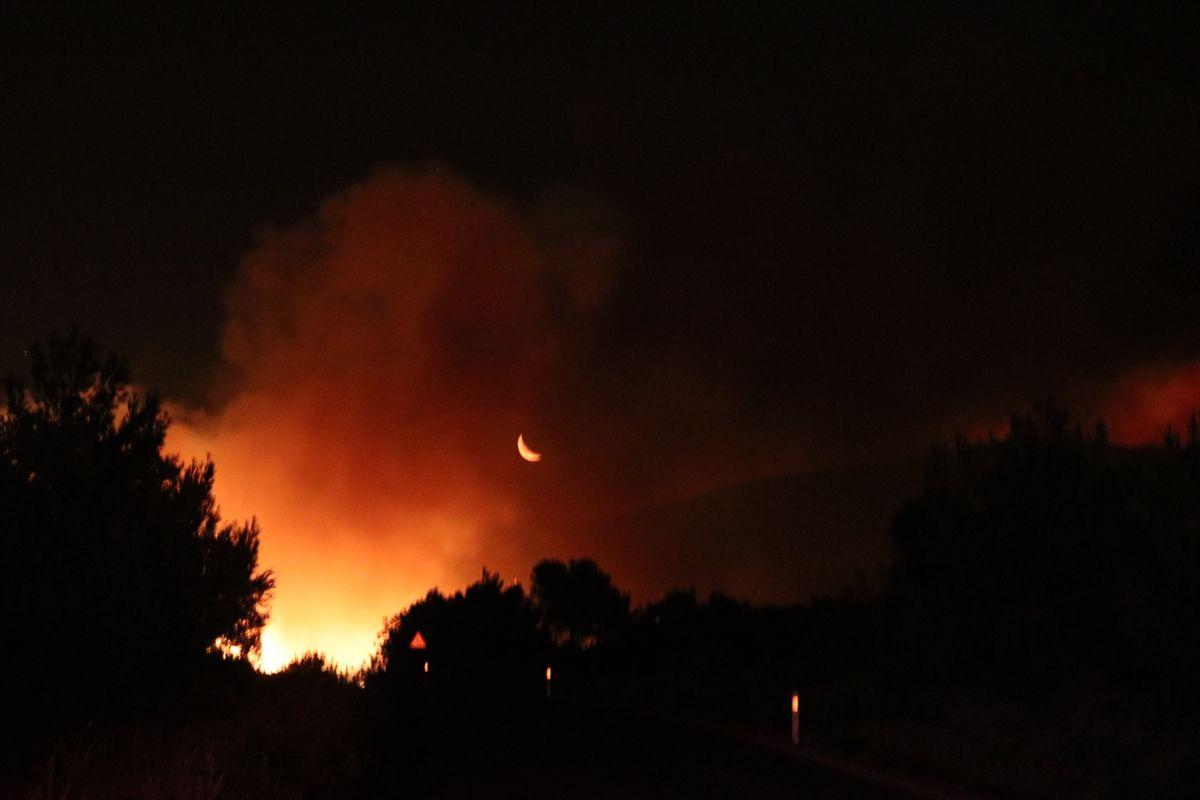 Çeşme'de korkutan yangın!.. 4 site boşaltıldı! - Sayfa 3