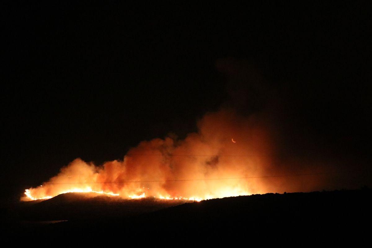 Çeşme'de korkutan yangın!.. 4 site boşaltıldı! - Sayfa 4